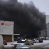 Požár v kladenské pekárně